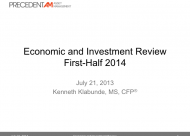 Economic and Investment Review